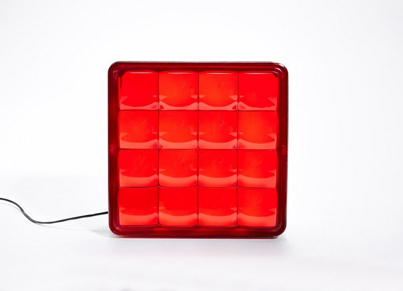 Illuminate Lamp Red